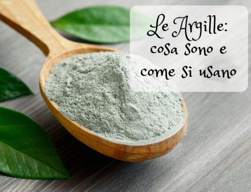 Le Argille: cosa sono e come si usano